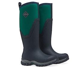Muck Boots Arctic Sport II Tall Women's Wellington Boots - Total Eclipse Spruce