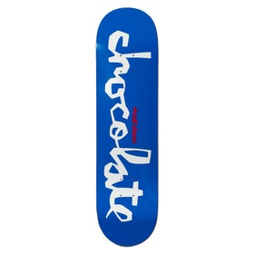 Chocolate Alvarez Original Chunk 8.25 Inch Skateboard Deck - Multi