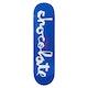 Chocolate Alvarez Original Chunk 8.25 Inch Skateboard Deck