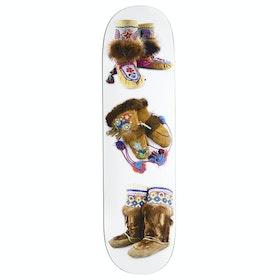 Alltimers Dustin Yukon 8.5 Inch Skateboard Deck - Mitts And Mukluks