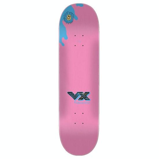 Santa Cruz Baked Dot VX Skateboard Deck