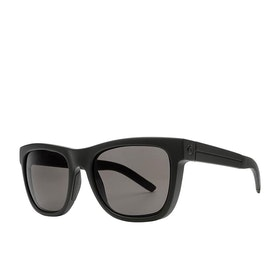 Electric JJF12 Sunglasses - Matte Black ~ Grey Polarized Pro