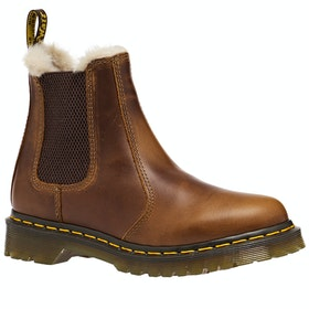 Dr Martens 2976 Leonore Ladies Boots - Butterscotch Orleans
