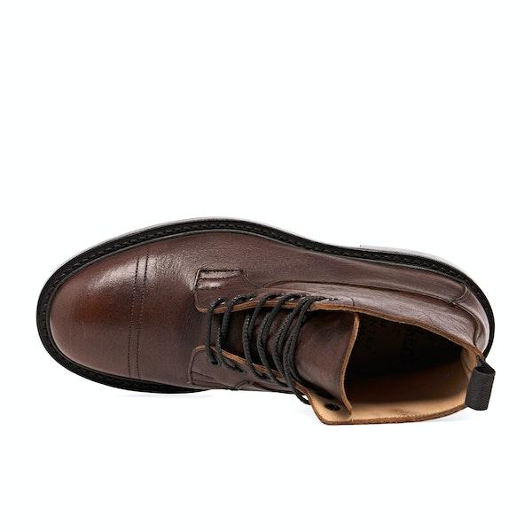 Botas Homen Trickers Made In England Grassmere Toe Cap