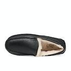 UGG Ascot Leather Herre Hjemmesko