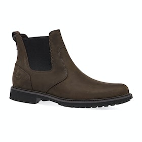 Stivali Timberland Stormbucks Chelsea - Burnished Dark Brown Oiled