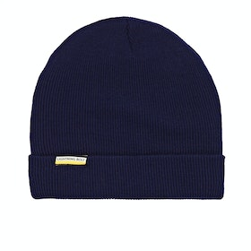 Lightning Bolt Bolt Beanie - Dress Blue