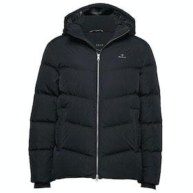 Gant The Alta Down Jacket - Black