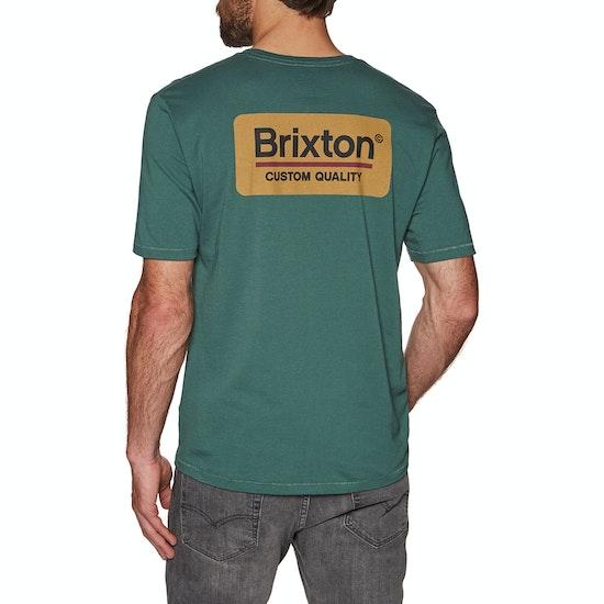 Brixton Palmer Premium Short Sleeve T-Shirt