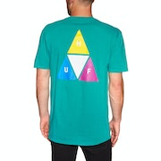 Huf Prism TT Short Sleeve T-Shirt