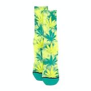 Huf Tie-dye Plantlife Socks