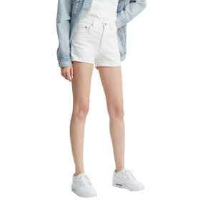 Levi's 501 High Rise Women's Shorts - In The Clouds
