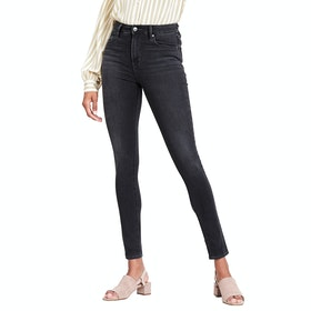 Levi's 721 High Rise Skinny Womens ジーンズ - Shady Acres