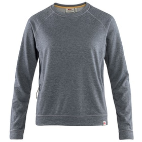 Fjallraven High Coast Lite Ladies Sweater - Navy