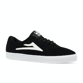 Chaussures Lakai Sheffield - Black Suede
