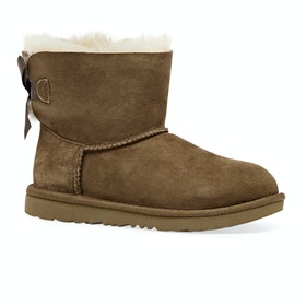Bottes UGG Kids Mini Bailey Bow II - Chestnut