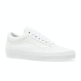 Vans Old Skool Shoes - True White