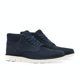 Timberland Bradstreet Chukka Men's Boots - Dark Blue Nubuck