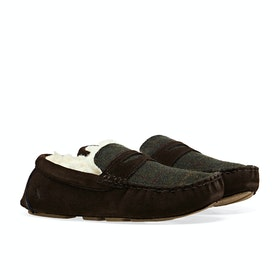 Ciabatte Joules Rafe - Dark Brown