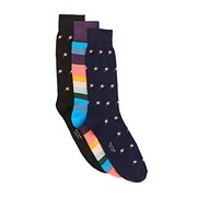 Paul Smith 3 Pack Mixed Ponožky