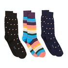 Paul Smith 3 Pack Mixed Socks