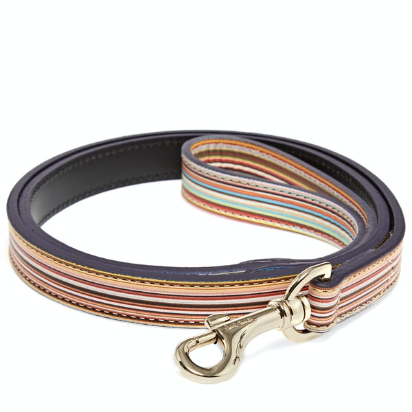 Paul Smith Striped Leather Hundesnor