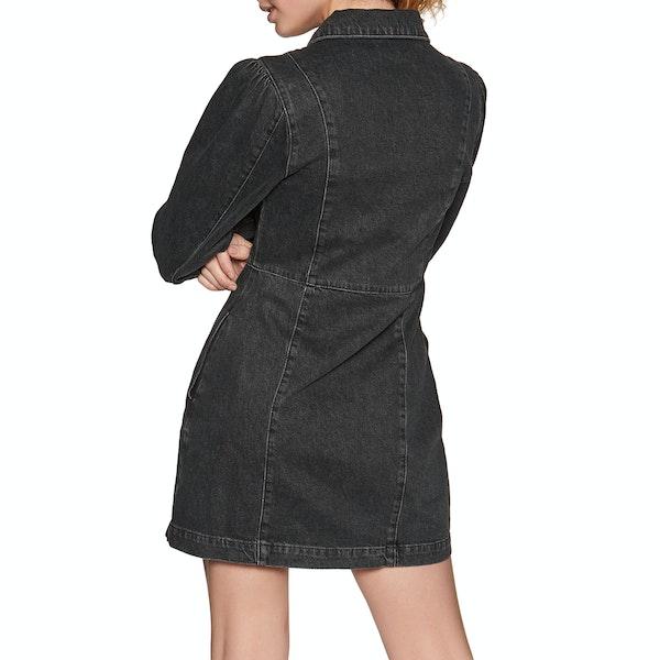 Free People Mia Denim Mini Women's Dress