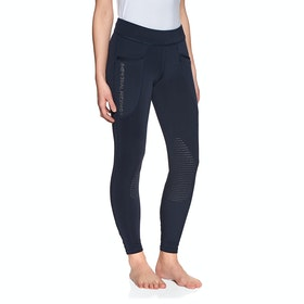 Imperial Riding Like A Pro Ladies Riding Tights - Navy