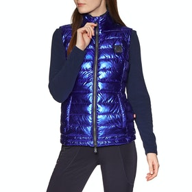 Imperial Riding Madrid Ladies Gilet - Metallic Blue