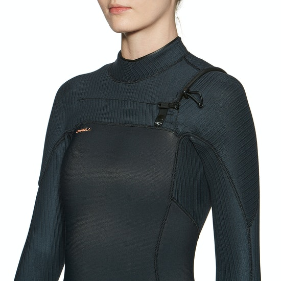 O'Neill Hyperfreak 5/4 + Chest Zip Full Ladies Wetsuit