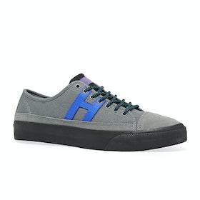 Huf Hupper 2 Lo Shoes - Charcoal