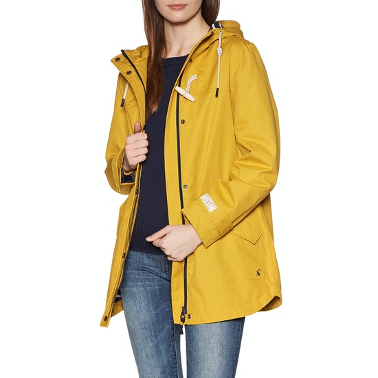 Joules Coast Mid Womens Waterproof Jacket