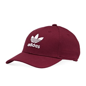 Adidas Originals Baseball Class Trefoil Cap - Burgundy