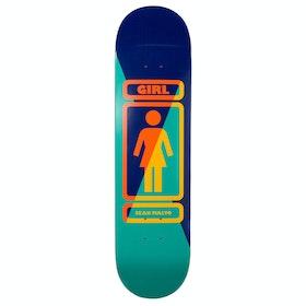 Girl Sean Malto 93 Til Skateboard Deck - Multi