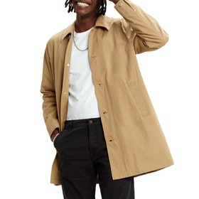 Levi's Long Utility Jacket - Harvest Gold