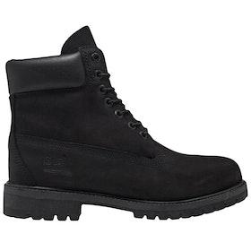 Timberland Af 6in Prem Boots - Black Nubuck