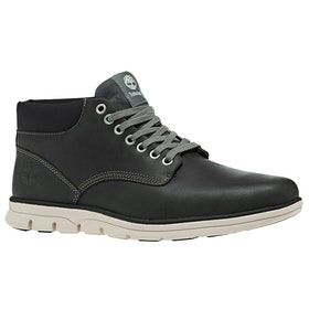 Bottes Timberland Bradstreet Chukka - Dark Grey Full Grain