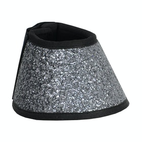 Hy Impact Glitter Over Reach Boots - Silver