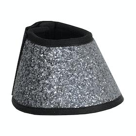 Kalosze dla konia Hy Impact Glitter - Silver