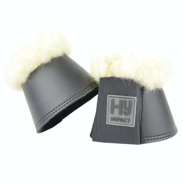 Hy Lambskin Over Reach Boots