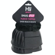 Hy SnugFit Fleece Topped Over Reach Boots