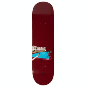Girl Malto No Vacancy 8.25 Inch Skateboard Deck - Multi