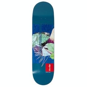 Chocolate Perez Divine Sublime 8.375 Inch Skateboard Deck - Multi