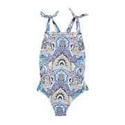 Seafolly Tank Chintz Girls Swimsuit
