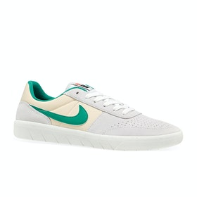 Chaussures Nike SB Team Classic - Photon Dust Neptune Green Light Cream