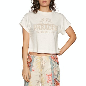 Billabong Paradise All Day Short Sleeve T-Shirt - Salt Crystal