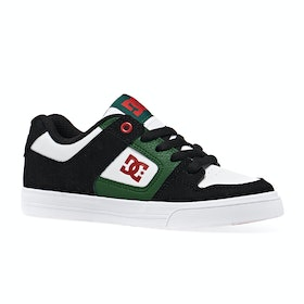 Chaussures DC Pure - Grey Green