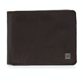 Quiksilver Mack X Wallet - Chocolate Brown