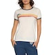 Rip Curl Last Wave Ringer Womens Short Sleeve T-Shirt
