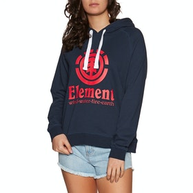 Pullover à Capuche Femme Element Verticalli Hood - Eclipse Navy